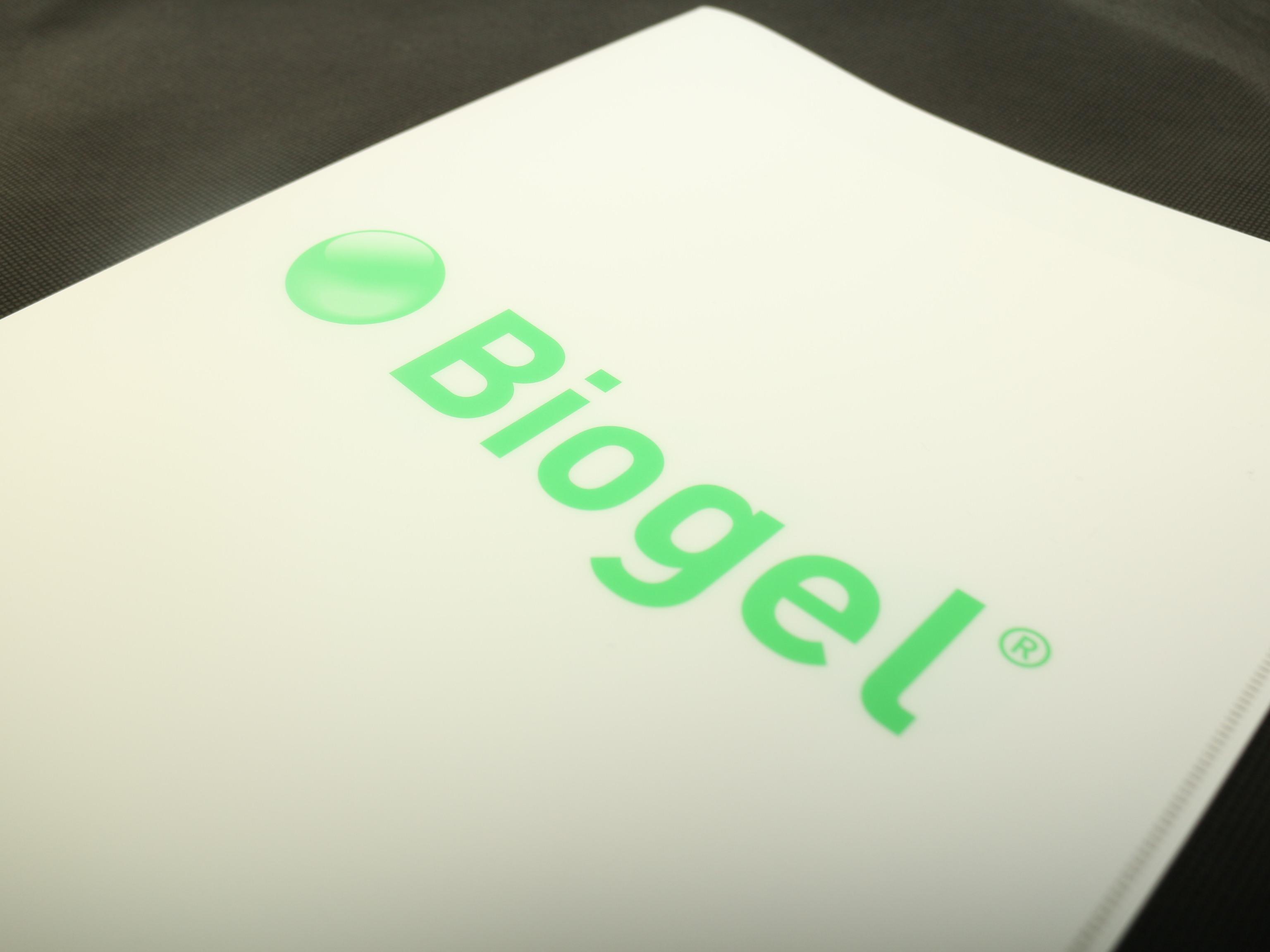 手術用製品を提供されている企業様のオリジナルクリアファイル